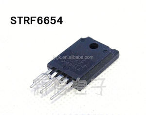 original STR - F6654 power supply module into 5 feet--XXDZ2 New IC STRF6654