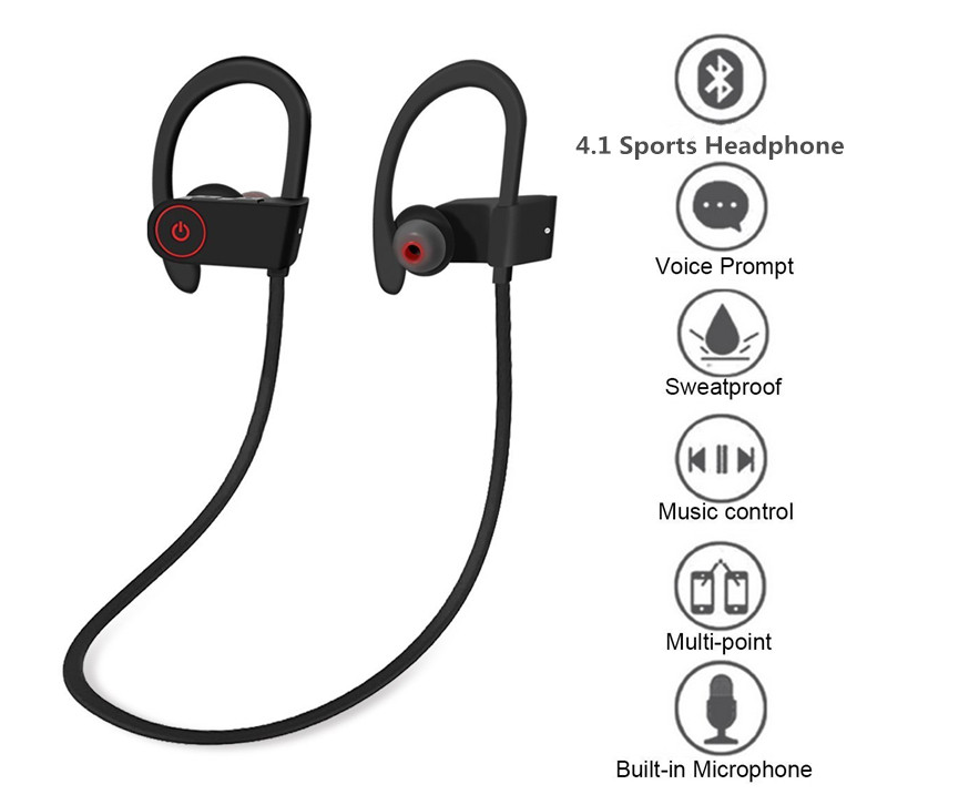 KD10 TWS New Bluetooth 5.0 Earphone Touch control Earbuds support Wireless charging headset headphone for Phone