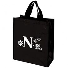 2016 Hot Sales For Promotion Imprint Customized Logo Eco Friendly Shopping Bag Fashion PP Jumbo Bag