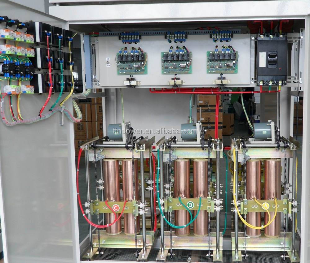 Sbw F 50kva 1000kva Independent Type Compensated Voltage