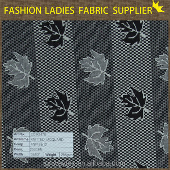 Top One China Knitted Jacquard Fabric Soft Jacquard Design Software