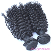 Malaysian Hair Mink Virgin Hair Machine Weft No Chemical Natural Color 8A 9A Kinky Curly