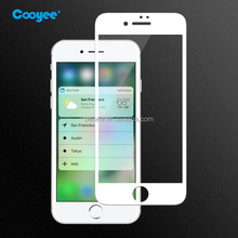 Double Strong Glass Screen Protector Transparent Cellphone Tempered Glass Screen Protective Film for iPhone 7