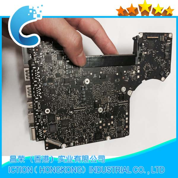 Motherboard for macbook A1278 mc375 P8800 2.66G laptop