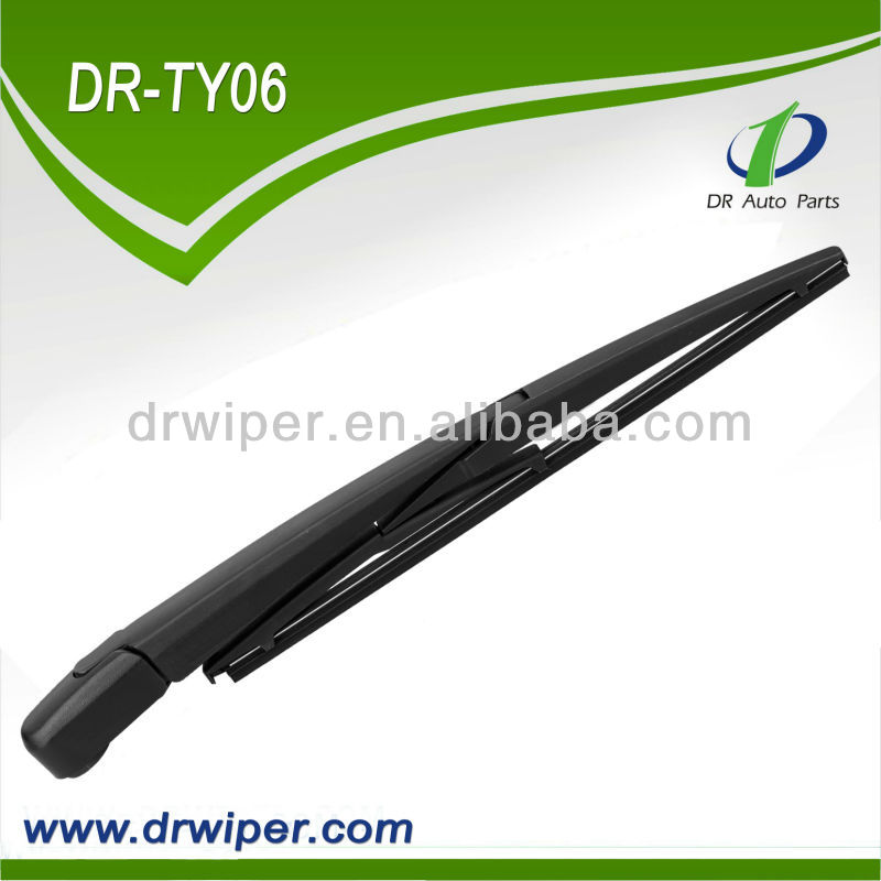 for Toyota Yaris rear wiper arm and blade 20-35 working days after the delivery of the deposit