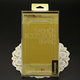 High Quality Cell Phone Case Golden Blister Transparent PVC Packaging Box