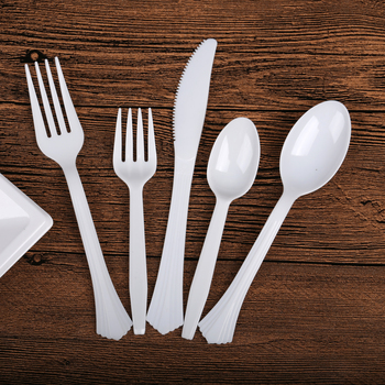 Ps03 Heavy Duty Cutlery Set Disposable Cutlery Pack