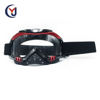 hot sale uv400 custom motocross goggle motorcycle goggles