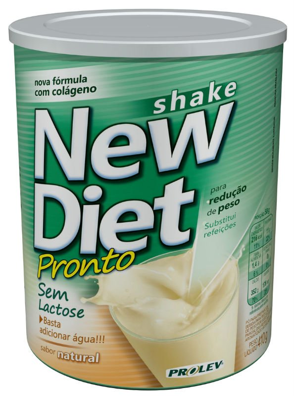 New Diet Soy Without Lactose