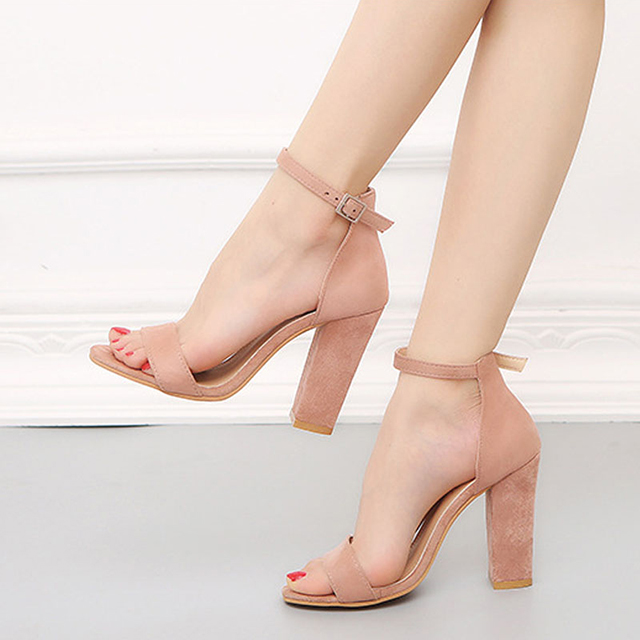 New model sandals wholesale China Bridal shoes Latest ladies PVC women sandal with elastic slingback