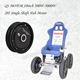 10inch 500W - 3000W 205 brushless dc electric car tricycle single shaft in wheel hub motor