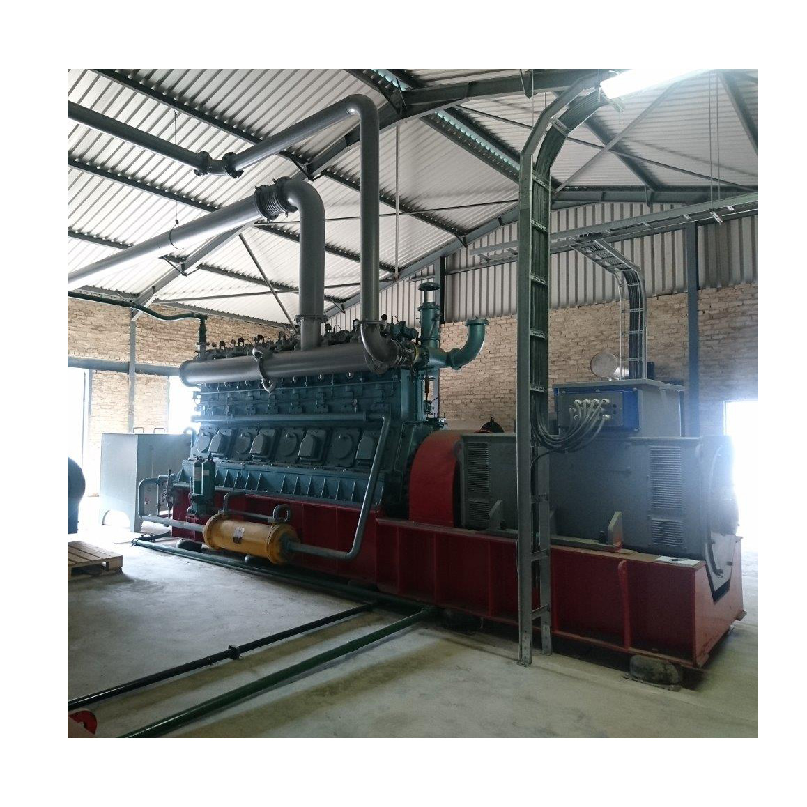 10MW Urban Solid Waste to energy Power Generation Equipment