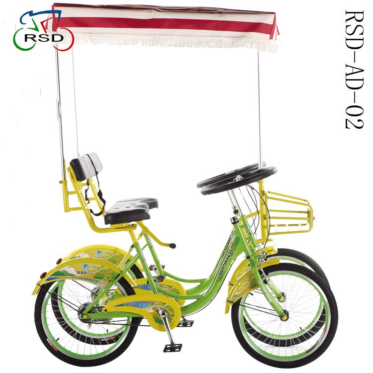 Due posti biciclette bike per due piloti tandem bicicletta for Bicicletta per tre persone