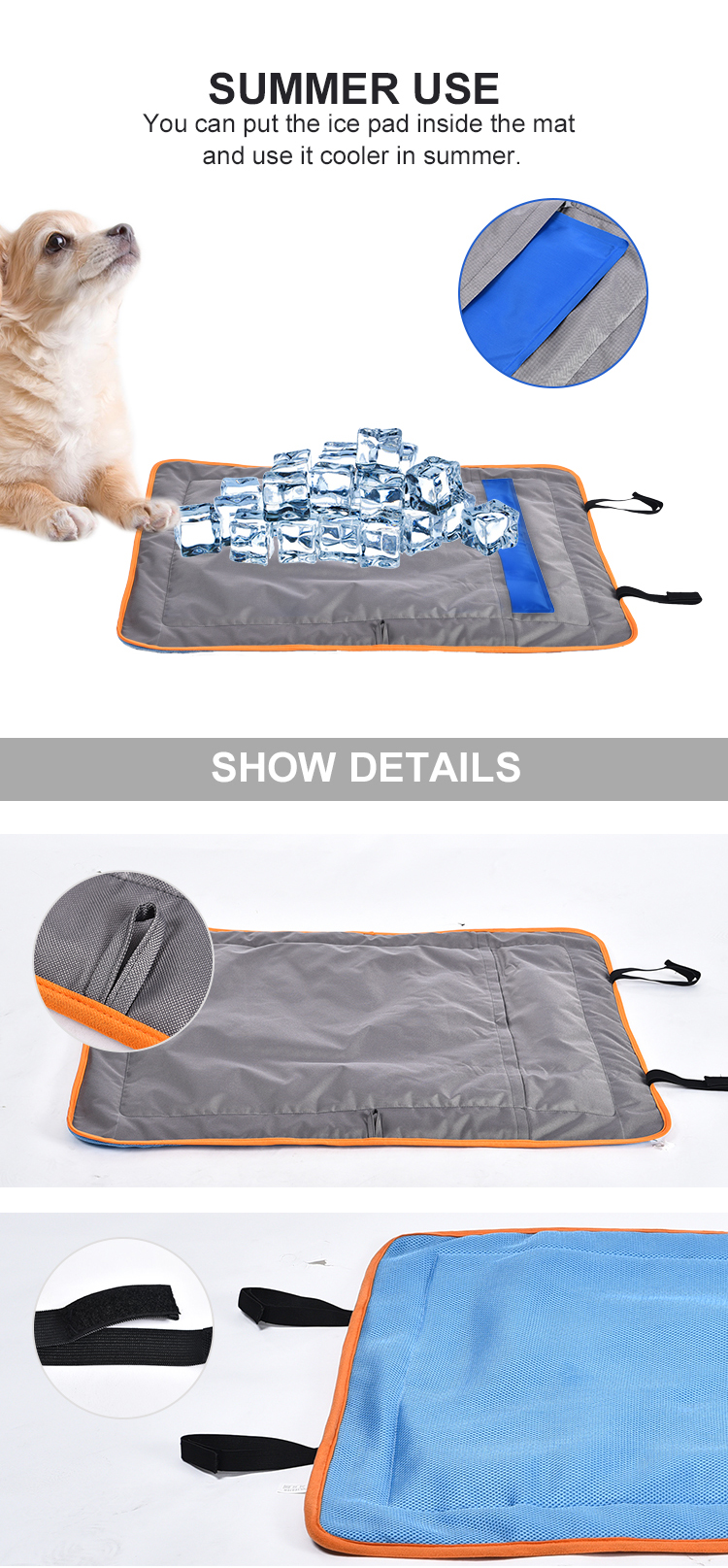 Speedypet Quickly Cool The Dog Pad For A Comfortable Rest Self Cooling Pet Mat/Dog Cooling Mat