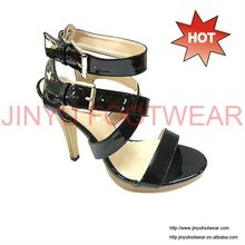 2012 most funky design shoes woman