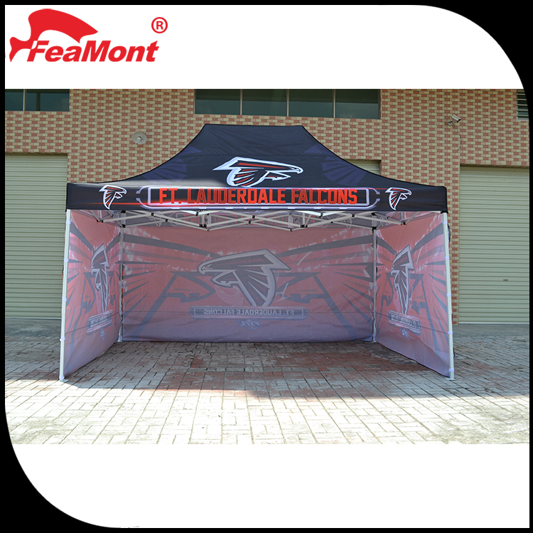 3M x 3M Promotion customized <strong>trade</strong> show outdoor canopy tent,aluminum folding tent,popup tent