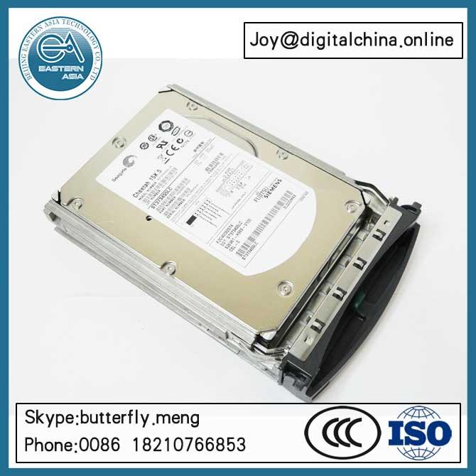 "ST3300657SS Seagate 300GB SAS 3.5/"" LFF 6G 15K Hard Drive 45E7953"