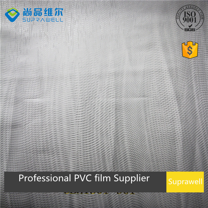 3D effect abstract Snakeskin grain PVC film for interior furniture