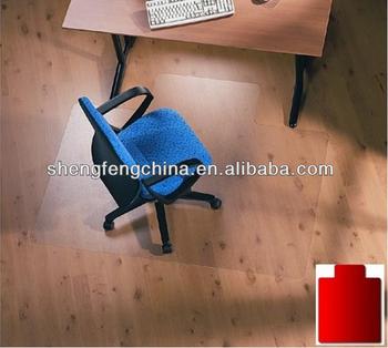 Anti-slip PP/PVC plastic chair mat for carpets & Anti-slip Pp/pvc Plastic Chair Mat For Carpets - Buy Office Anti ...