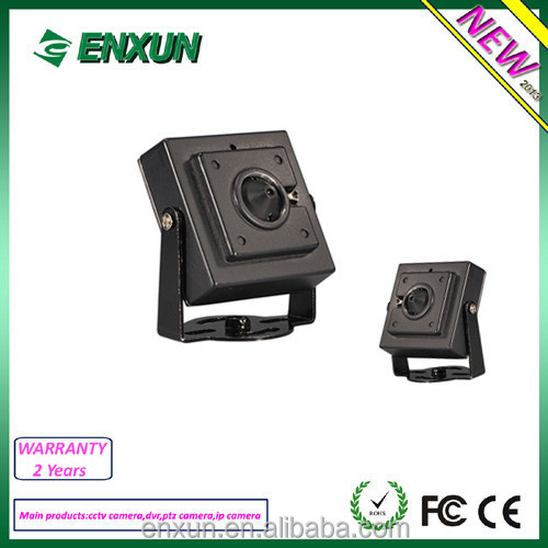 3.7mm lens Pinhole 3g CCTV camera -Enxun