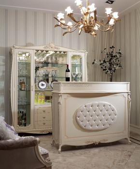 Elegant And Luxury Classic Solid Wood Home Bar Set,Bar Cabinet,Bar ...