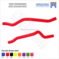 silicone hose for Suzuki King Quad 450 LTA450/500//750, 700 Kingquad RADIATOR HOSES 05-2013