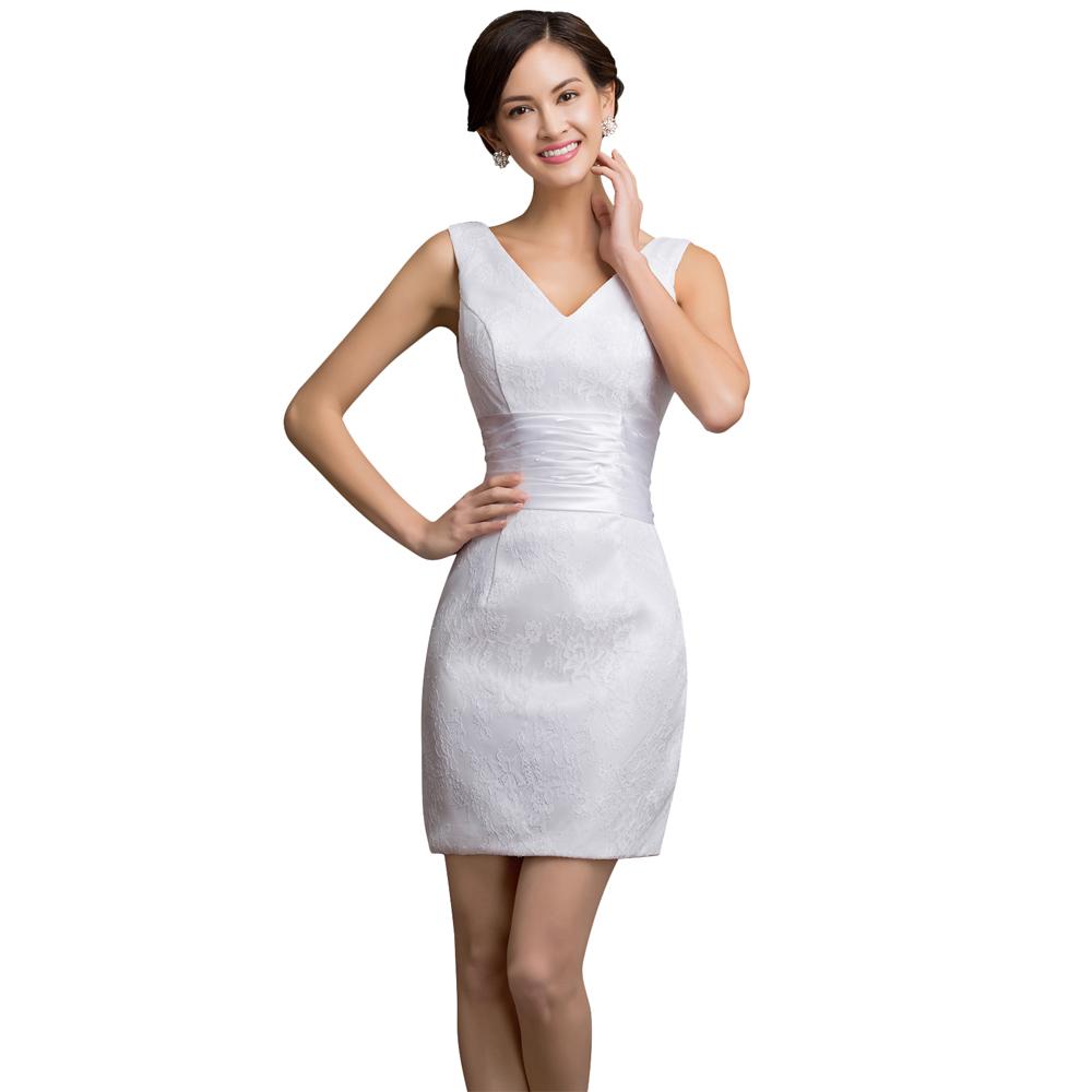 Vestido Blanco Corto 2016 Ken Chad Consulting Ltd