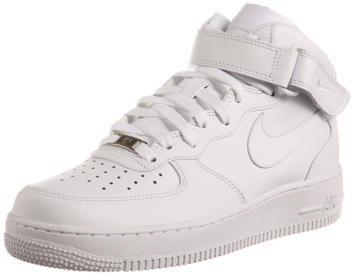Buy Nike Men's Air Force 1 Mid '07 Basketball Shoe ...