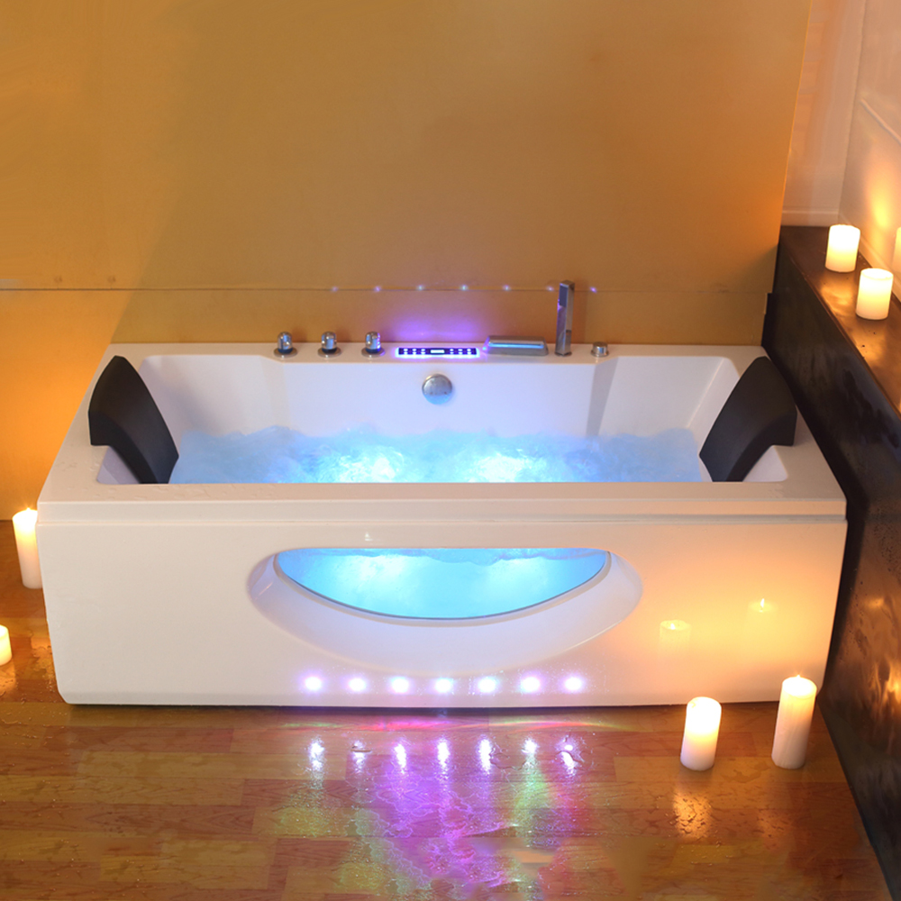Nice Portable Whirlpool Spa Contemporary - Bathroom and Shower Ideas ...