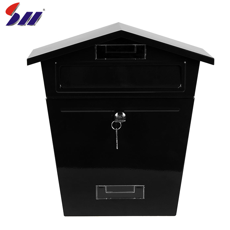 China manufacturer commercial apartment building antique mailbox