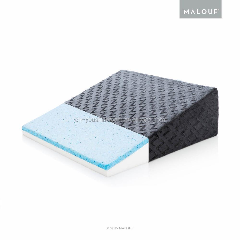 memory memory foam bed wedge pillow memory memory foam bed wedge pillow suppliers and at alibabacom