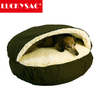 Plush Animal Shaped Pet Outdoor Dog Bed For Pet Accessory