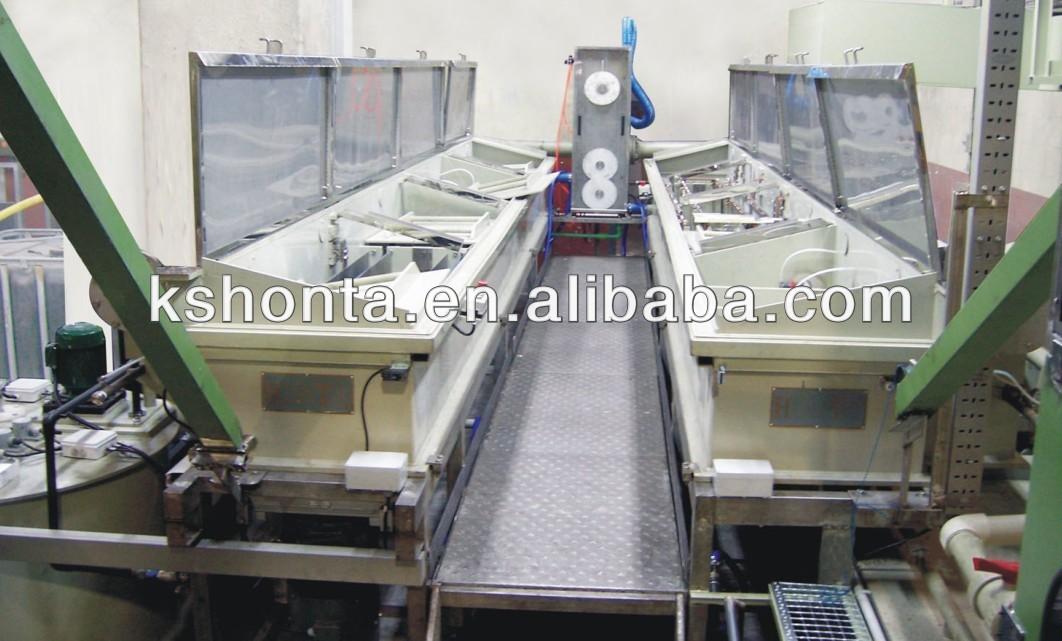 Plating Machine Tin Plating Machine Wire Electrolytic Plating Line - Buy  Copper Plating Line,Tin Plating Machine,Wire Electrolytic Plating Line