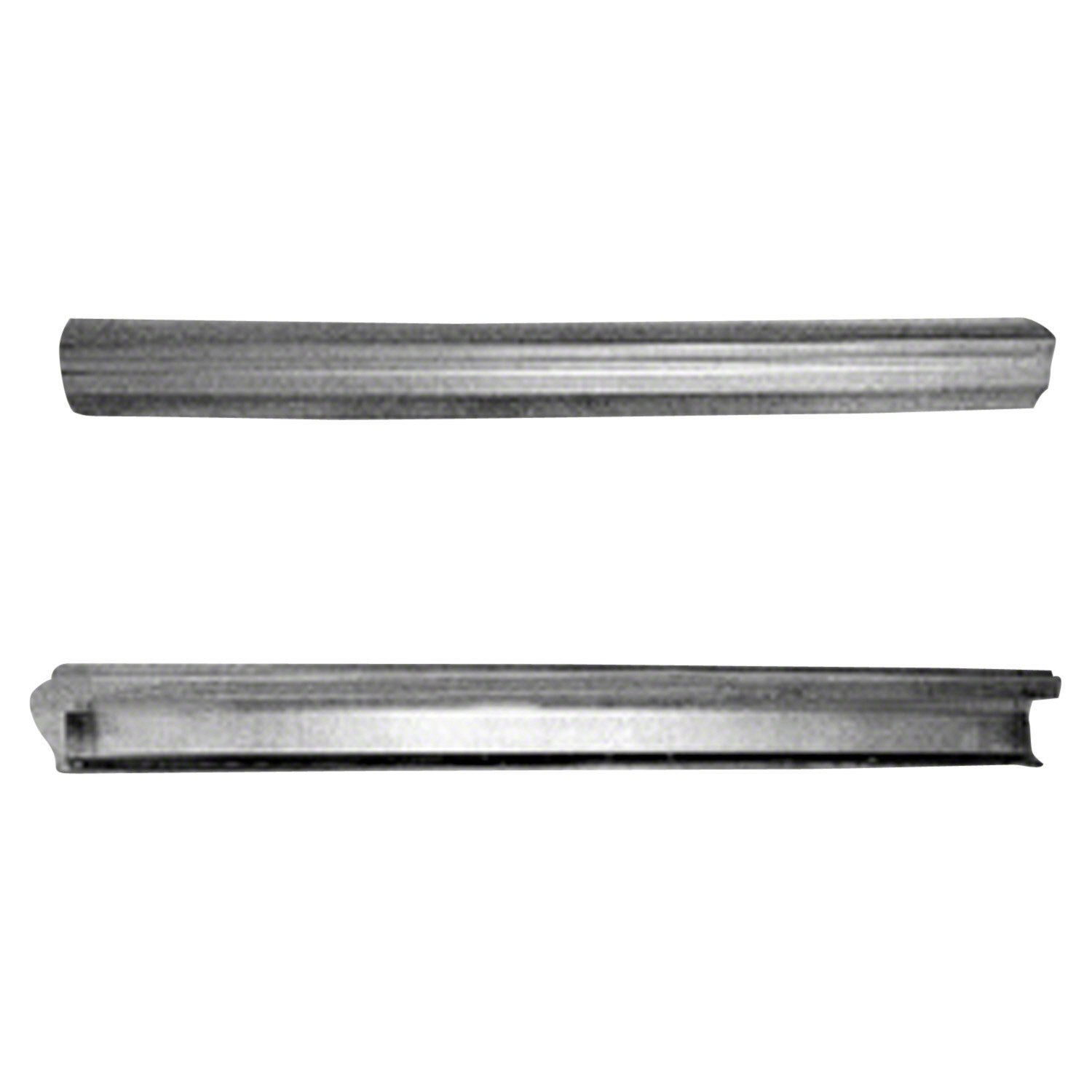 Crash Parts Plus Crash Parts Plus CH1102168 Rear Bumper Face Bar for Jeep Cherokee, Wagoneer