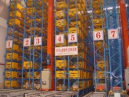 Warehouse Storage Rack System Removable Post from Jiangsu NOVA Racking