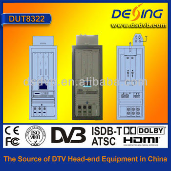 DVB-T digital transmitter