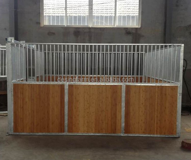 Trade assurance European galvanized portable horse stall doors