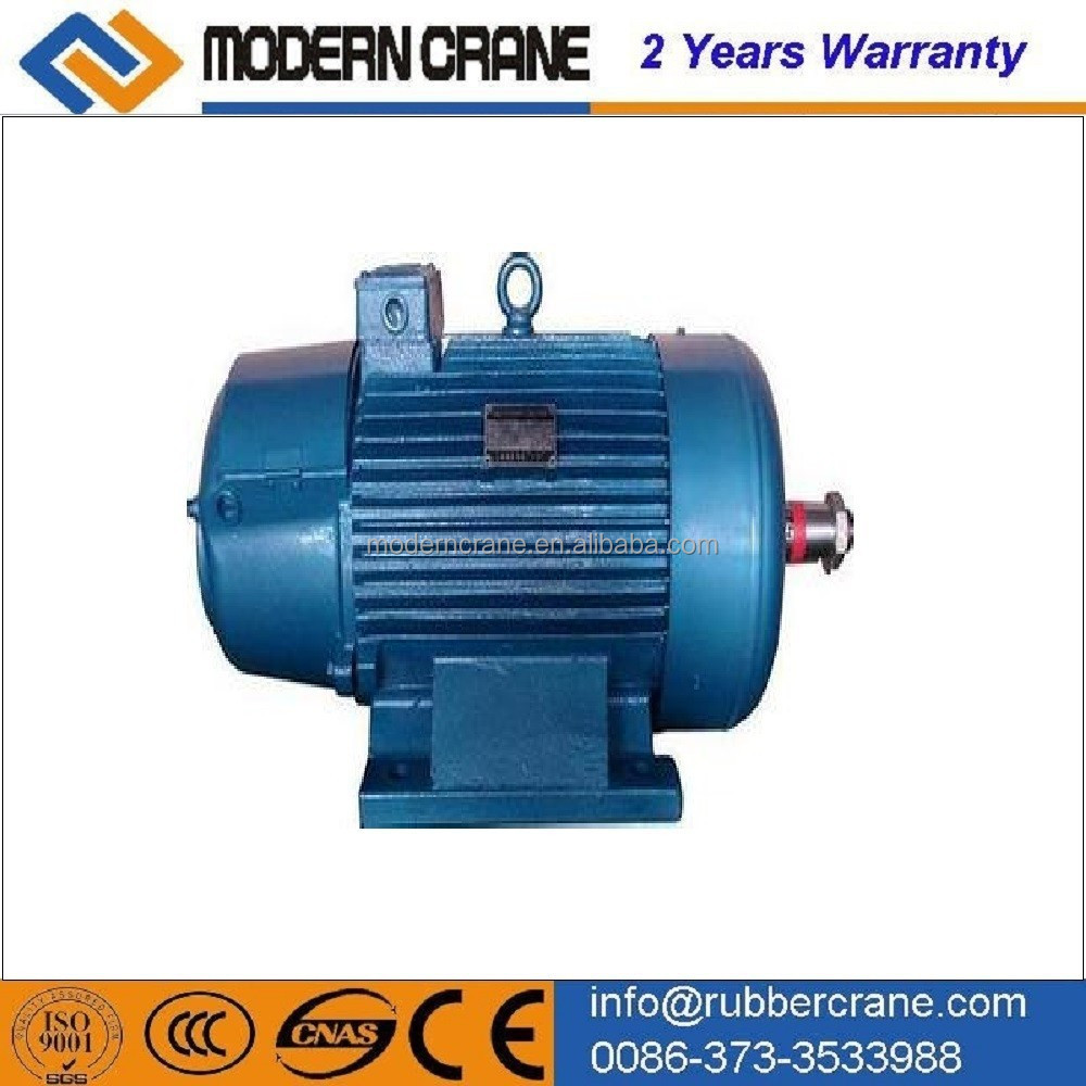 Aoste Yr Series Three Phase Slip Ring Crane Motor Ip23 - Buy Aoste ...