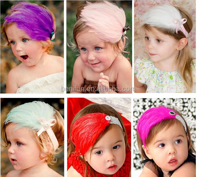 Headbands For Teen Girls Baby Hair Wraps Baby Girls Headband