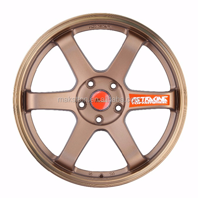 "MAKSTTON auto car rotiform replica 가오리핏 특유의 볼크 te37 휠 19 ""vossen replica 바퀴 대 한 \ % sale"