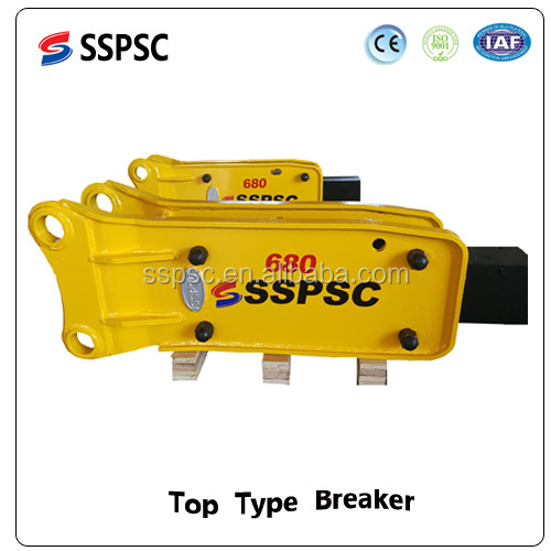 Hot Sales!POWER-GEN Robust Construction Machine Hydraulic Breaker with Honda Engine