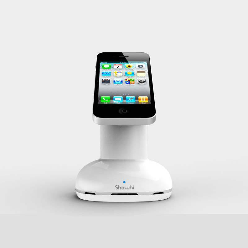 Mobile Phone SECURITY DISPLAY STAND Holder FOR CELL PHONE