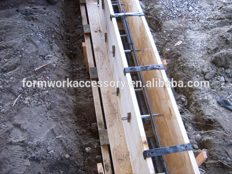 Concrete Plywood Form Plywood Spacer Concrete Form Ties - Buy ...