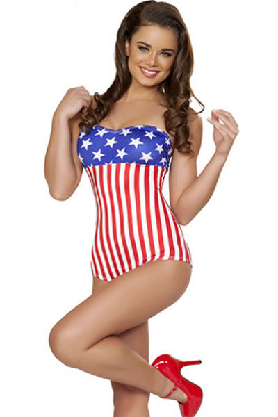cd73878ea8 Get Quotations · Hot Girl USA Pin up Romper LC3151 women sexy lingerie
