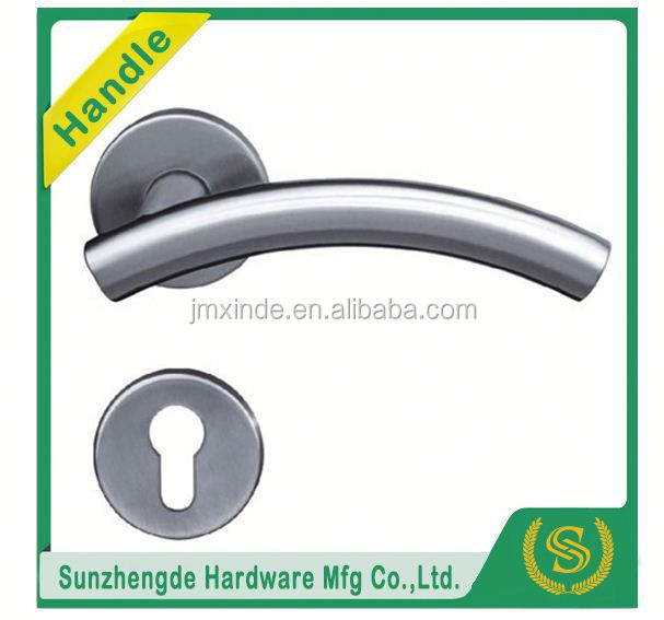 SZD STH-105 Decorative Stainless Steel Tubular Lever Door Handle