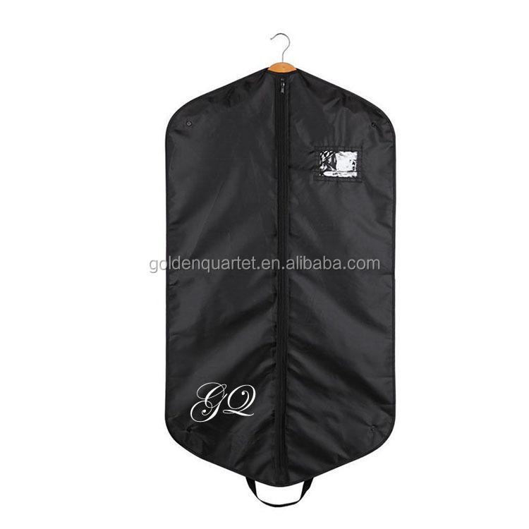 Heavy Duty Garment Bag Suit Travel Business Bsci Sedex Factory Audit