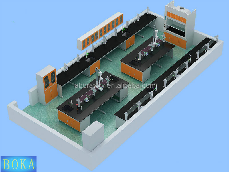 Lab work bench electronic lab bench dental laboratory for Dental lab design layout
