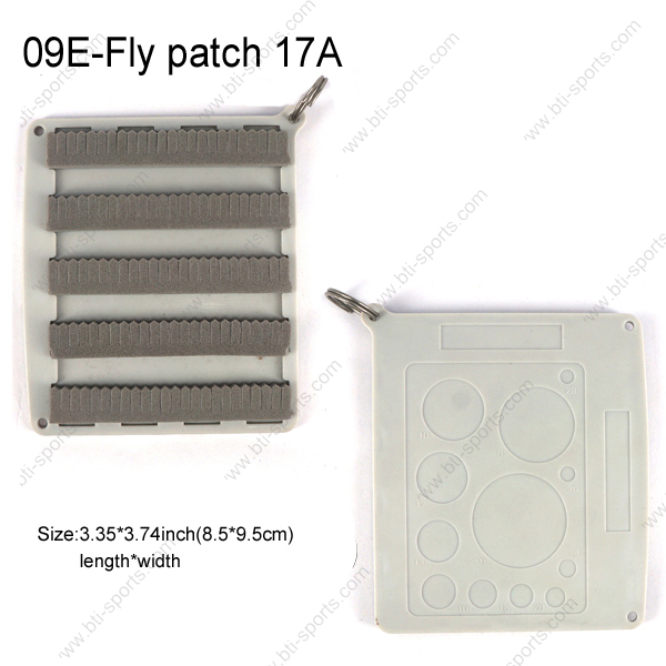 2017 best price wholesale fishing tool 17A fly patch for flies hooks patch fly fishing patch