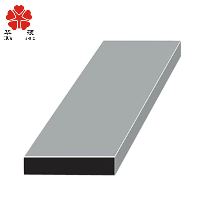 good quality tapered extrusion aluminum groove tube