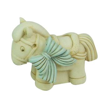 Lustig Baby Dusche Pferd Figur Neues Baby Geboren Geburtstag